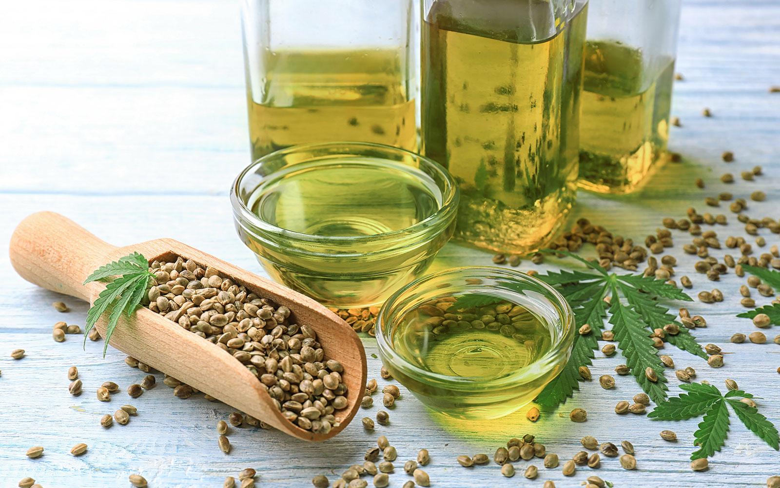 Olej konopny – właściwości i zastosowanie