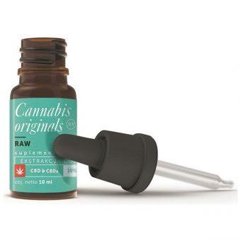 Olejek-CBD-CO2-RAW-10-10ml-Cannabis-Originals