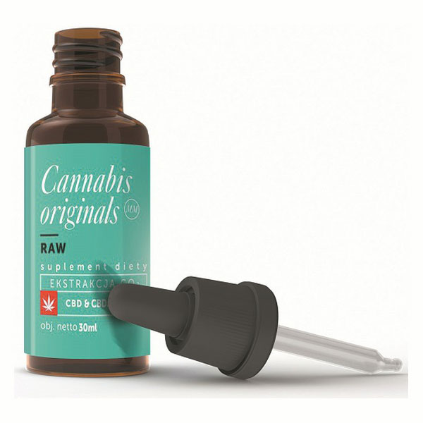 Olejek-CBD-CO2-RAW-10-30ml-Cannabis-Originals