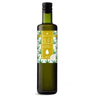 Olej konopny Omega3 250 ml